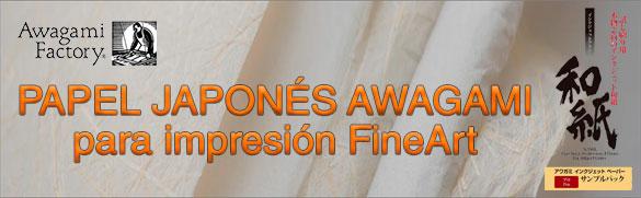 Descuento del 10% awagami papel japones