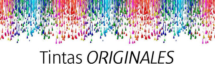 Tintas originales