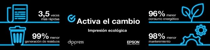 Impresoras Epson WorkForce: impresión ecológica