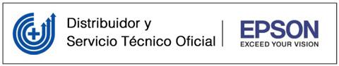 Somos Distribuidor oficial EPSON Partner Gold y Servicio Técnico Oficial
