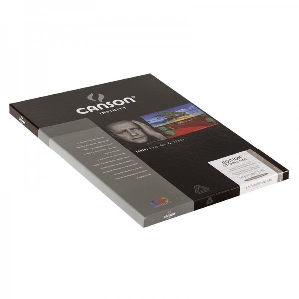 Papel Canson Infinity Edition Etching Rag 310grs