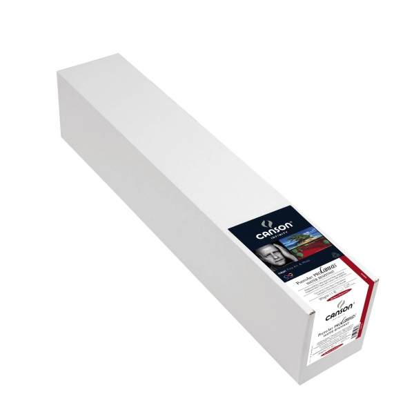 Papel Canson Infinity ProCanvas WR Matte Poly-Cotton 395grs