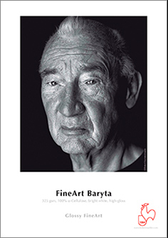 Papel Hahnemühle Fineart Baryta 325grs
