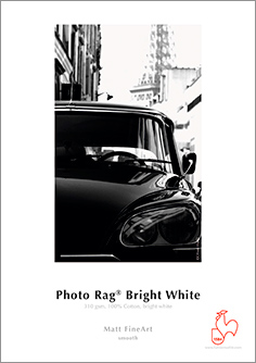 Papel Hahnemühle Photo Rag Bright White 310grs