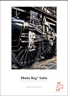 Papel Hahnemühle Photo Rag Satin 310grs