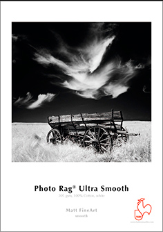 Papel Hahnemühle Photo Rag Ultra Smooth 305grs