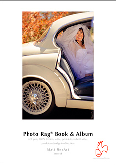 Papel Hahnemühle Photo Rag Book & Album 220grs