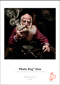 Recambio Hojas Album Hahnemühle Photo Rag Duo 276grs