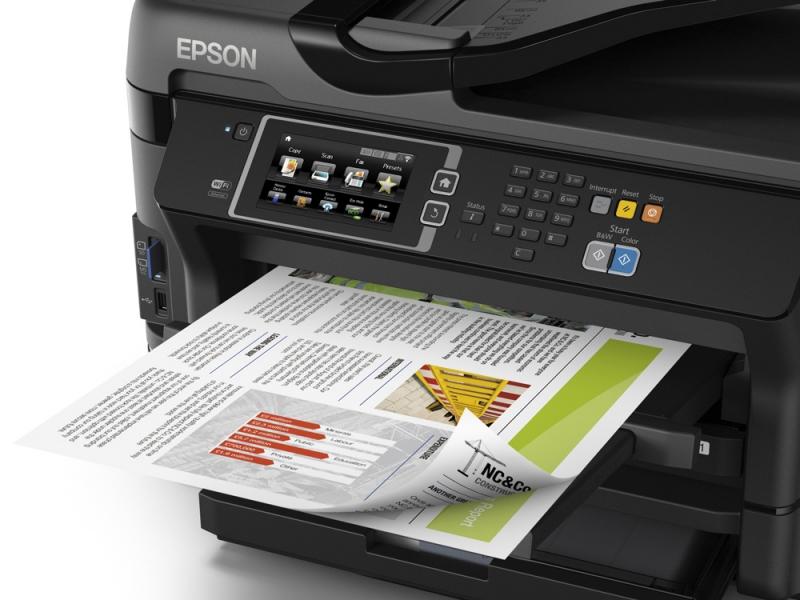 Impresora Epson EcoTank ET-16500