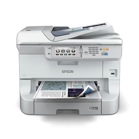 Impresora Epson WorkForce Pro WF-8590DWF