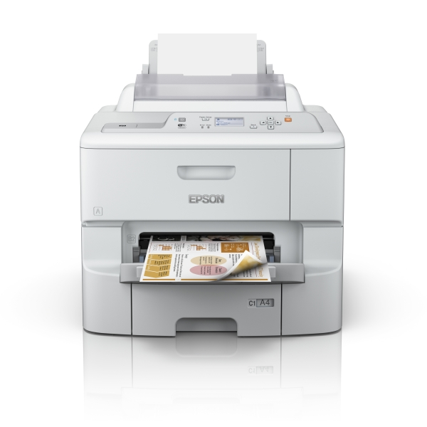 Impresora Epson WorkForce Pro WF-C6090DW