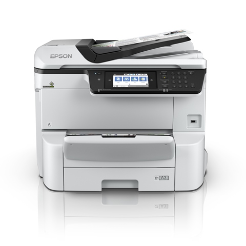 Impresora Epson WorkForce Pro WF-8610DWF