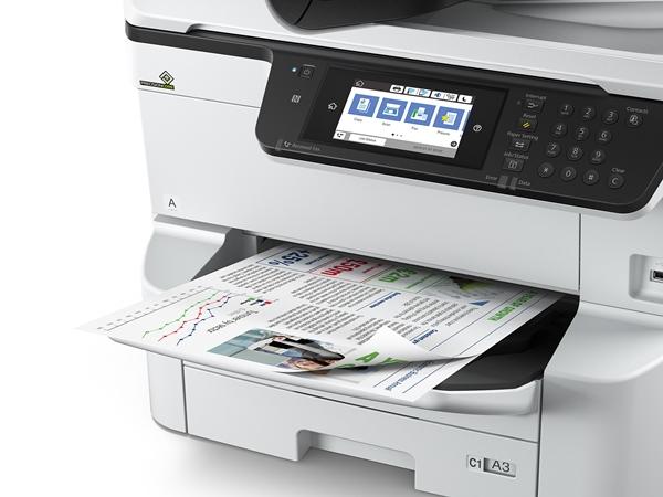 Impresora Epson WorkForce Pro WF-8690D3TWFC