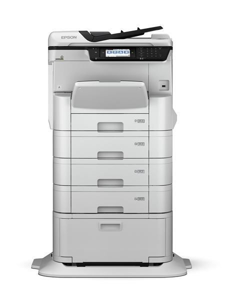 Impresora Epson WorkForce Pro WF-8690D3TWF