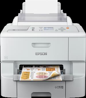 Impresora Epson WorkForce Pro WF-C6090D2TWC