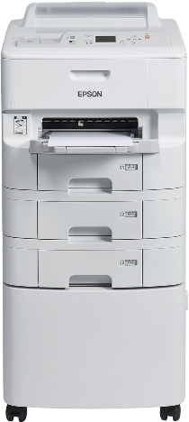 Impresora Epson WorkForce Pro WF-C6090D2TWC