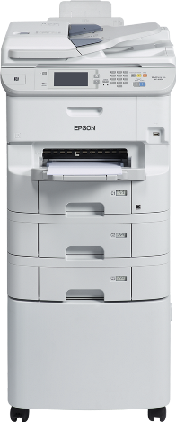 Impresora Epson WorkForce Pro WF-6590D2TWFC