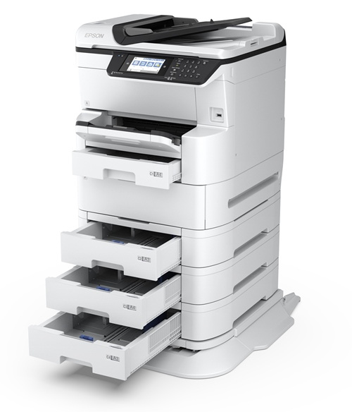 Impresora Epson WorkForce Pro WF-C878RD3TWFC