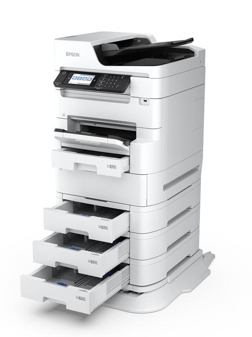Impresora Epson WorkForce Pro WF-C879RD3TWFC