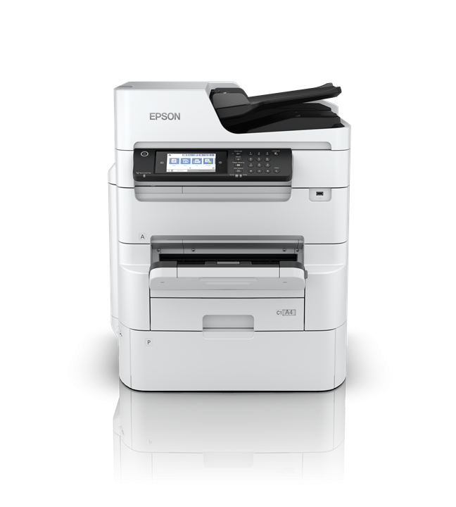 Impresora Epson WorkForce Pro WF-C879RD3TWFC