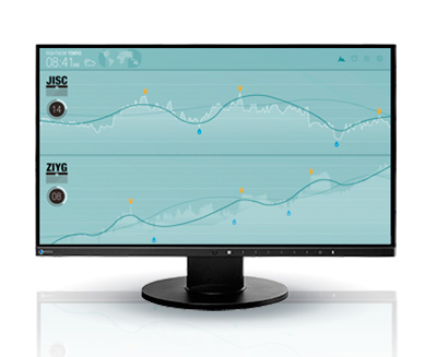 Monitor Eizo FlexScan EV2450W