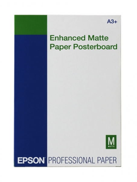 Papel Epson Enhanced Matte Poster Board 800grs