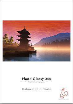 Papel Hahnemühle Photo Glossy 260grs