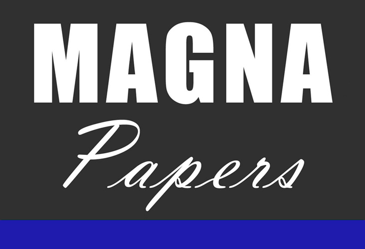 Magna Papers Double Side Pearl 285grs