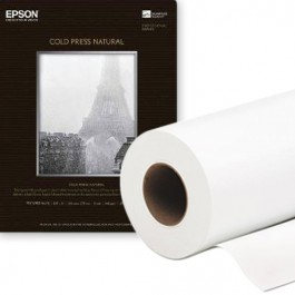 Papel Epson Signature Worthy Cold Press Natural 340grs