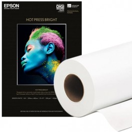 Papel Epson Signature Worthy Hot Press Bright 330grs