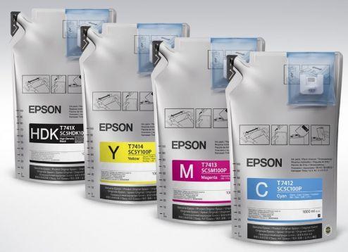 Tintas Epson SureColor SC-F6000/SC-F7000
