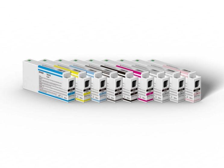 Tintas Epson SureColor P6000 y P8000