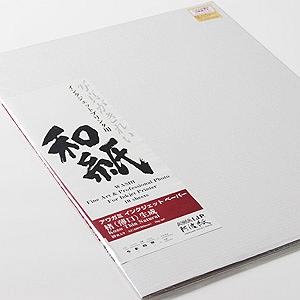 Papel Awagami Japonés Kozo Thick Natural 110grs