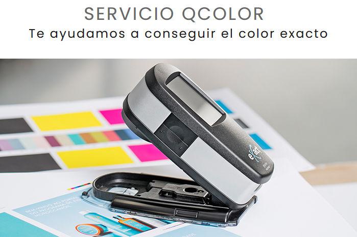 Qcolor: Servicio de Control de Calidad en la gestión de color
