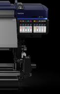 Características técnicas de mejoras de SureColor serie S, detalle tintas
