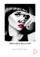 Papel Hahnemühle Photo Gloss Baryta 320grs