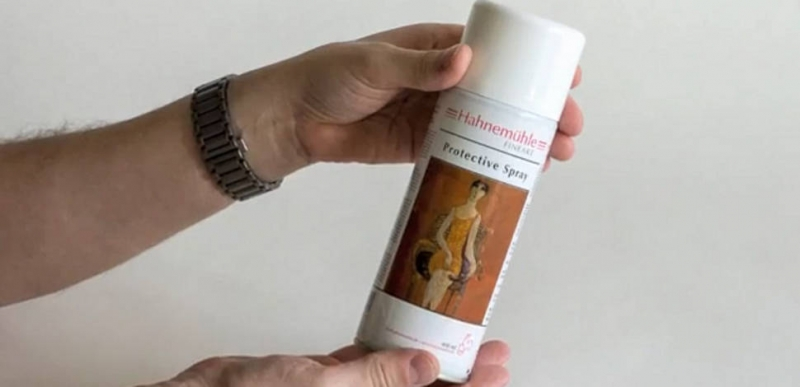 Hahnemühle Protective Spray