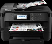 Impresora Epson WorkForce WF-7720DTWF