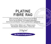 Papel Canson Infinity Platine Fibre Rag 310grs