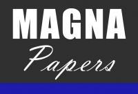 Magna Papers Canvas Polycotton Glossy Inkjet 350grs