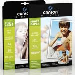 Papel Canson Everyday Glossy Finish 180gr