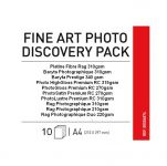 Papel Canson Infinity Discovery Pack Fine Art Photo (consultar stock)