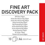 Papel Canson Infinity Discovery Pack Fine Art