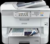 Impresora Epson WorkForce Pro WF-8510 DWF