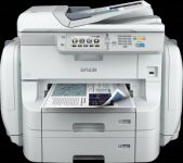 Impresora Epson WorkForce Pro WF-C869RDTWF