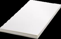 Unisub Lámina Fenolico Blanco mate 1 lado 1,27 mm