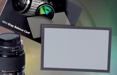 Objetivo xrite ColorChecker 18% Gray Balance