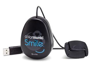 Xrite ColorMunki Smile