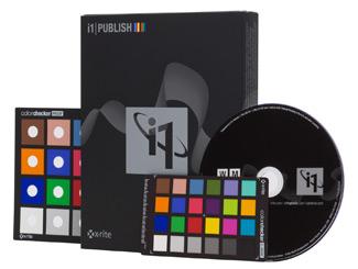 Xrite i1Publish Software