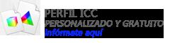 Perfiles icc personalizados y gratuitos